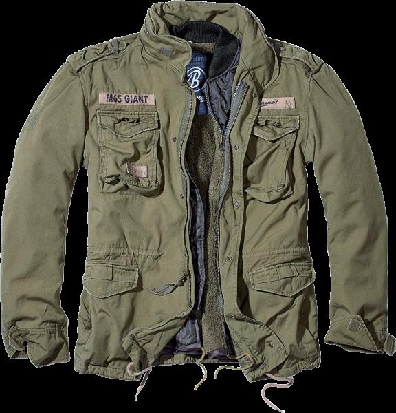 Field jacket M-65 Giant olive