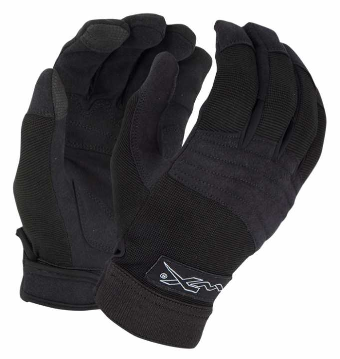 Helikon Tex All Round Tactical Gloves Handschuhe Touch Black Shadow Grey A