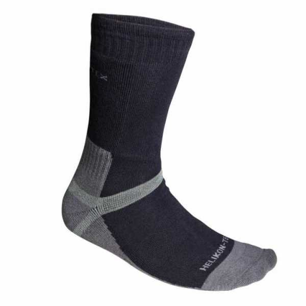 Wollsocken Mediumweight von Helikon Tex geeignet für Polizei, Militär, Survival, Sicherheitsdienst, Outdoor, Survival, Bushcraft, Airsoft