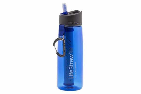 LifeStraw Go 2-Stage blue