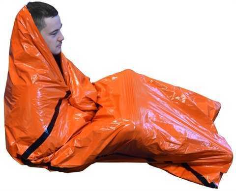 Bad weather bag orange