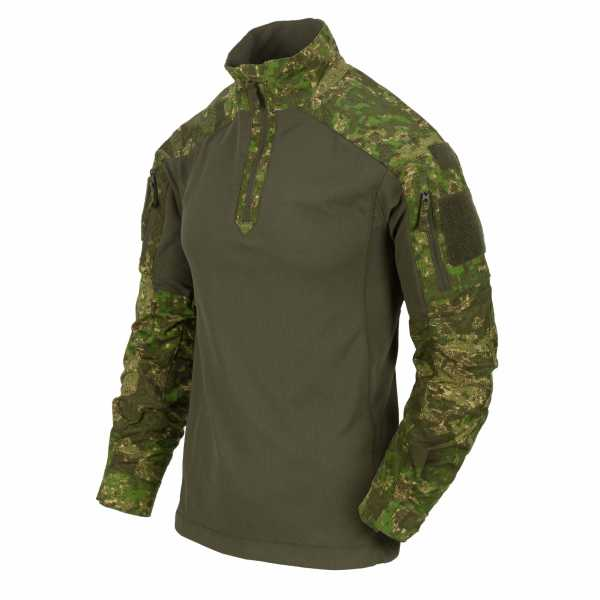 Helikon Tex MCDU Combat Shirt Nyco Ripstop pencott wildwood