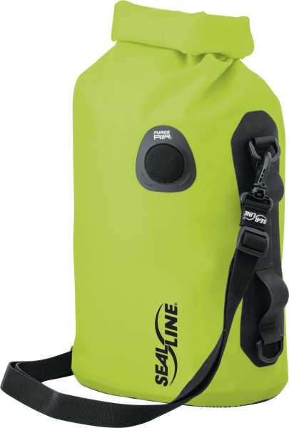 SealLine Discovery 10l Deck Dry Bag lime
