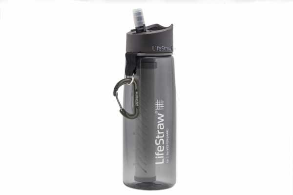 LifeStraw Go 2-Stage grey