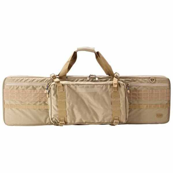 "Double Rifle Case 42"" coyote"