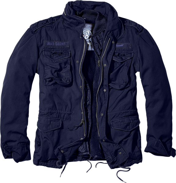Field jacket M-65 Giant navy