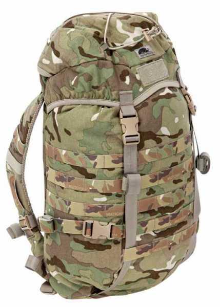 SnigelDesign Mission Backpack 30L multicam
