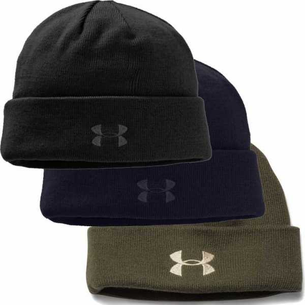 UA® Tactical Stealth Beanie ColdGear®  61fb2ea8bb3