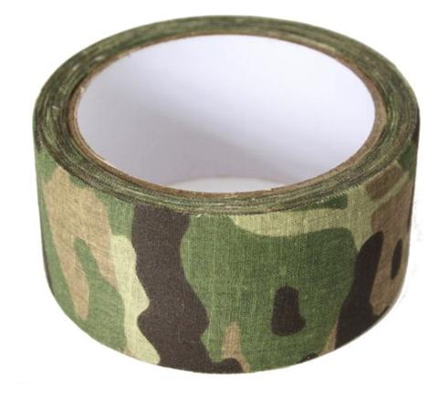 Camo Tape Fabric Multicam