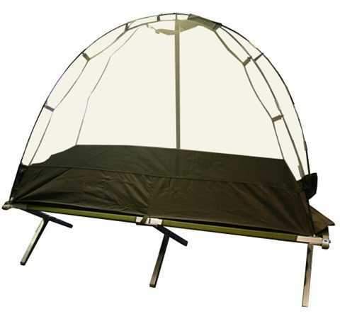 Camp Bed Folding incl. Insect Net