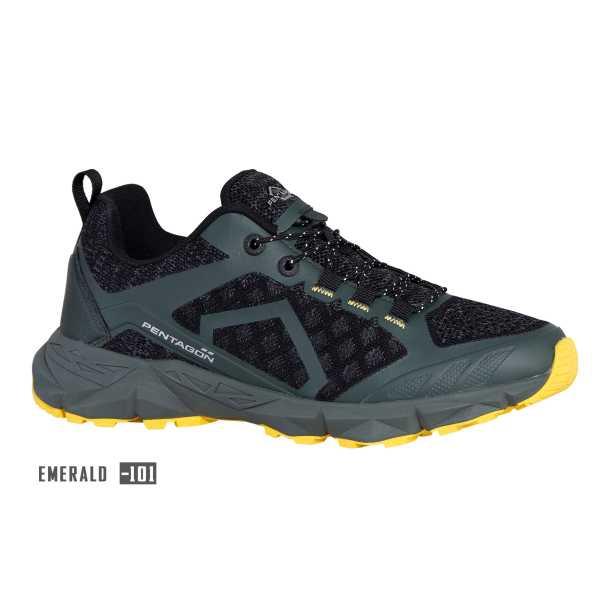 Kion Trekking Shoes emerald