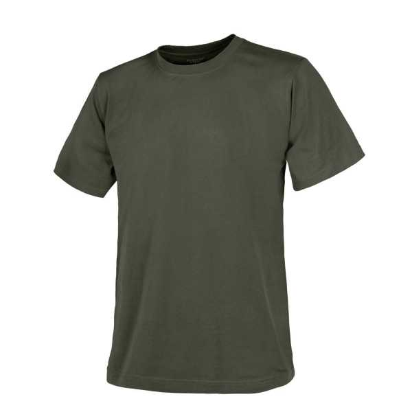 Helikon Tex T-Shirt Cotton taiga grün