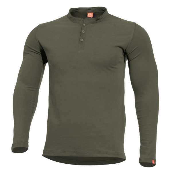 Pentagon Romeo Henley Shirt oliv