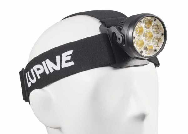 Lupine Betty RX7 Stirnlampe