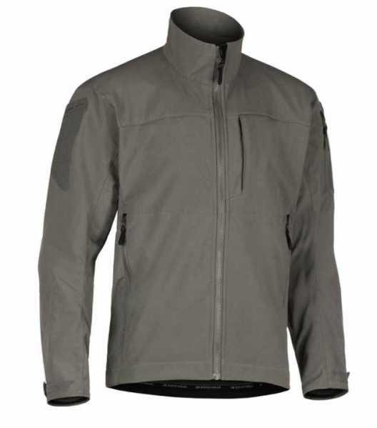 Clawgear Rapax Softshell Jacket grau