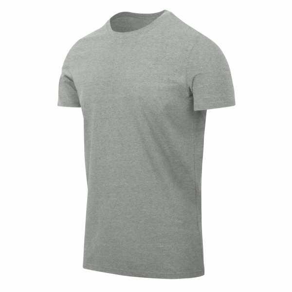 Helikon Tex T-Shirt Slim grau melange