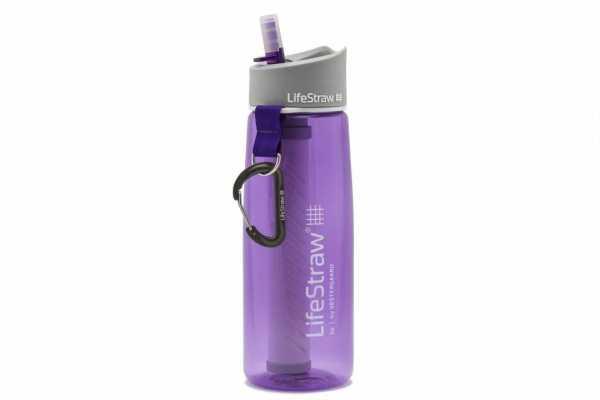 LifeStraw Go 2-Stage purple