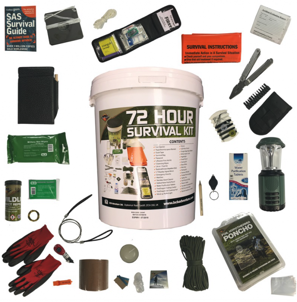 BCB 72 Hour Home Survival Kit