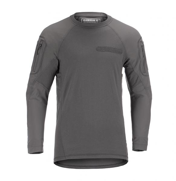 Clawgear Instructor Shirt LS MK II solid rock