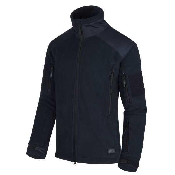 Fleece Jacket Liberty navy blue