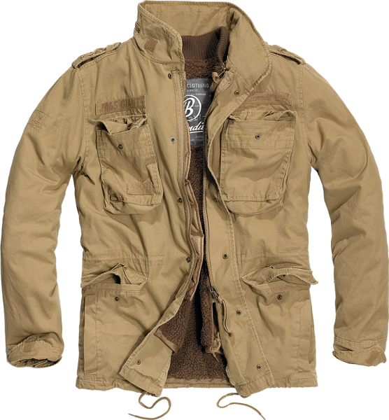Field jacket M-65 Giant coyote
