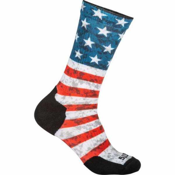 Sock & Awe Crew - USA Flag