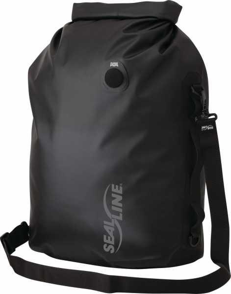 SealLine Discovery 50l Deck Dry Bag schwarz