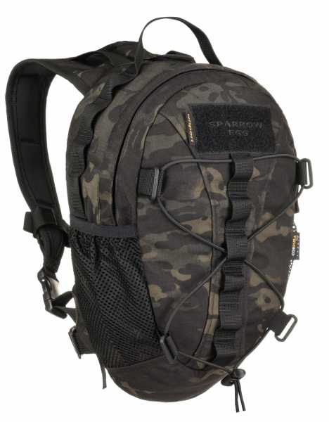 Wisport Sparrow 10l Egg multicam black