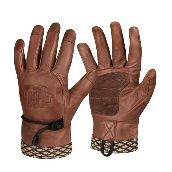 Woodcrafter Gloves - Brown