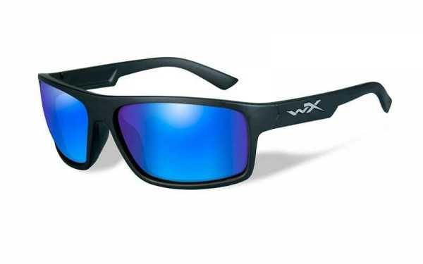 PEAK Polarized Blue Mirror Matte Black Frame