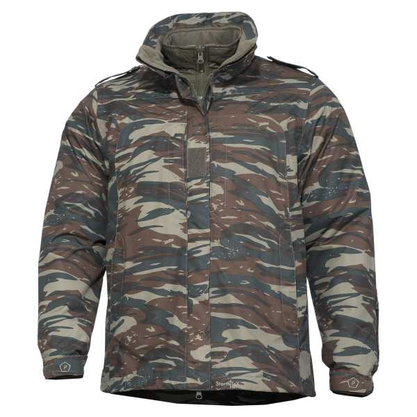 Pentagon Gen V 2.0 3 in 1 Jacke woodland