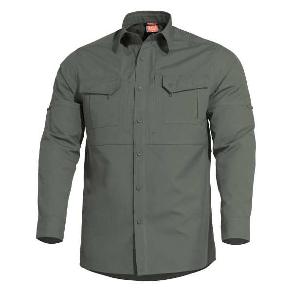 Pentagon Plato Shirt camo grün
