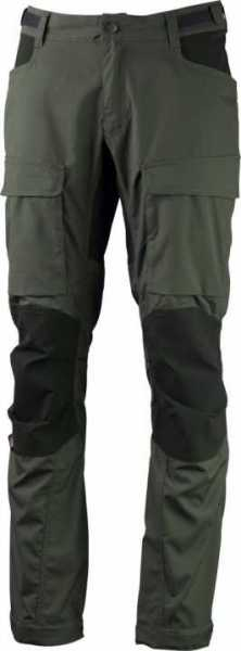 Lundhags Authentic II Pant Forest Green/Dk Forest green