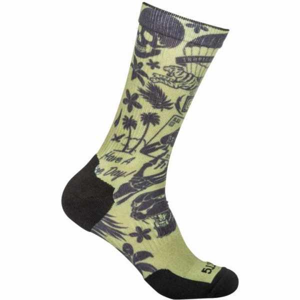 Sock & Awe Crew - Tropic Thunder