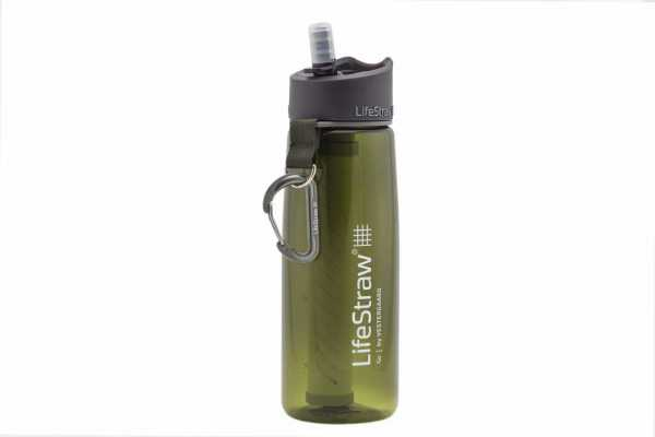 LifeStraw Go 2-Stage (green)""