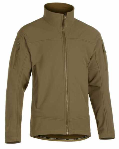 Clawgear Softshell Jacket Audax coyote