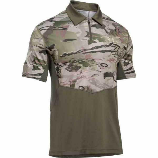 Under Armour Tactical 1/4 Zip Poloshirt Sub Range