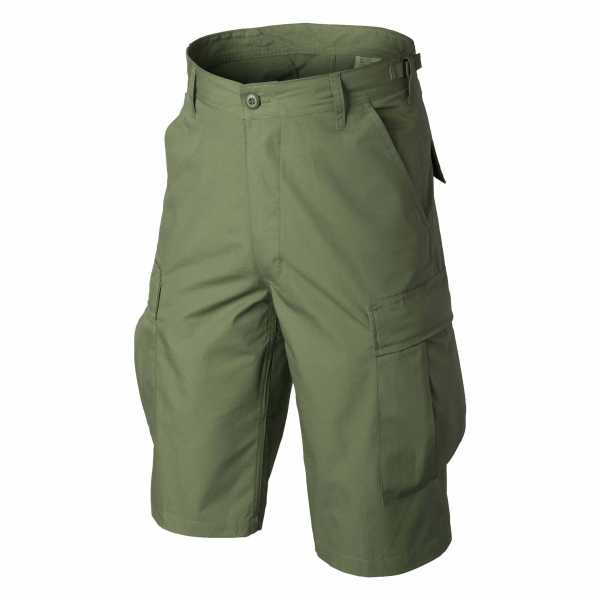 Helikon Tex BDU Shorts Cotton Ripstop oliv
