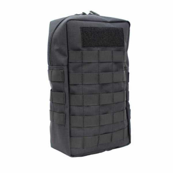 Zentauron Kampftasche schwarz