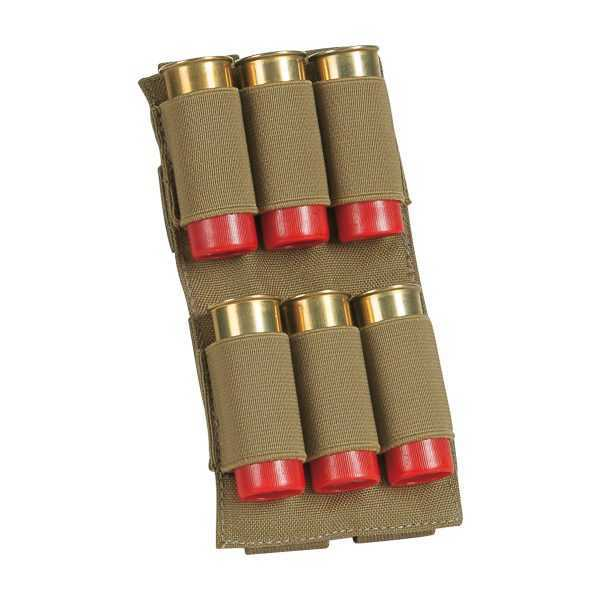 Tasmanian Tiger TT 6rd Shotgun Holder khaki