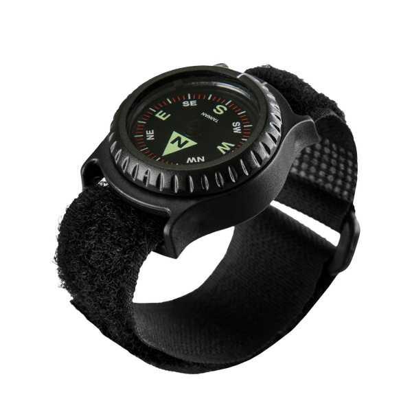 Armbandkompass T25 schwarz