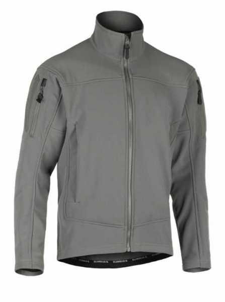 Clawgear Audax Softshell Jacket grey