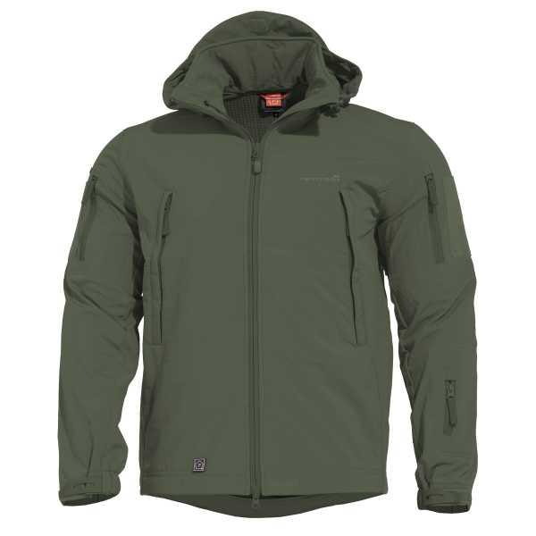 Pentagon Artaxes Softshell Jacke grindle grün