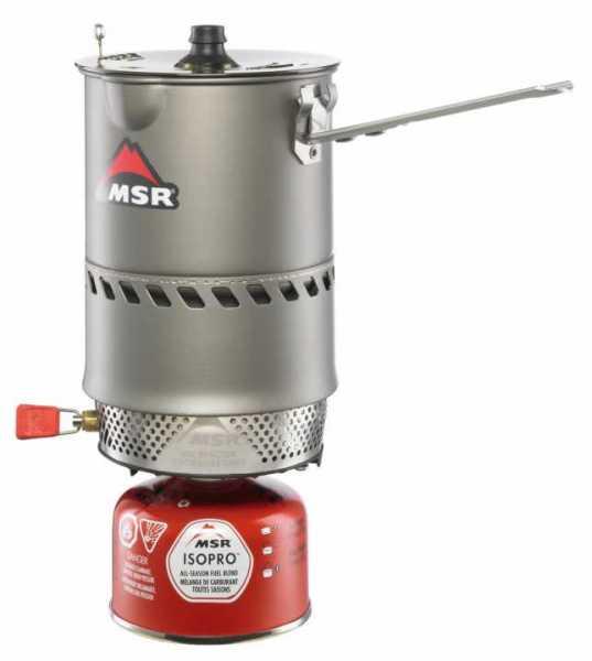 MSR Reactor Kochersystem (1 Liter)