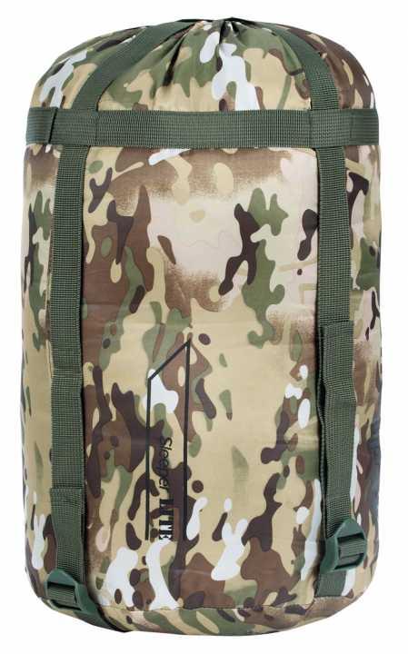 100% Zufriedenheitsgarantie neue bilder von Genieße am niedrigsten Preis Military Sleeping bag -5 °C Sleeper Lite Terrain Pattern